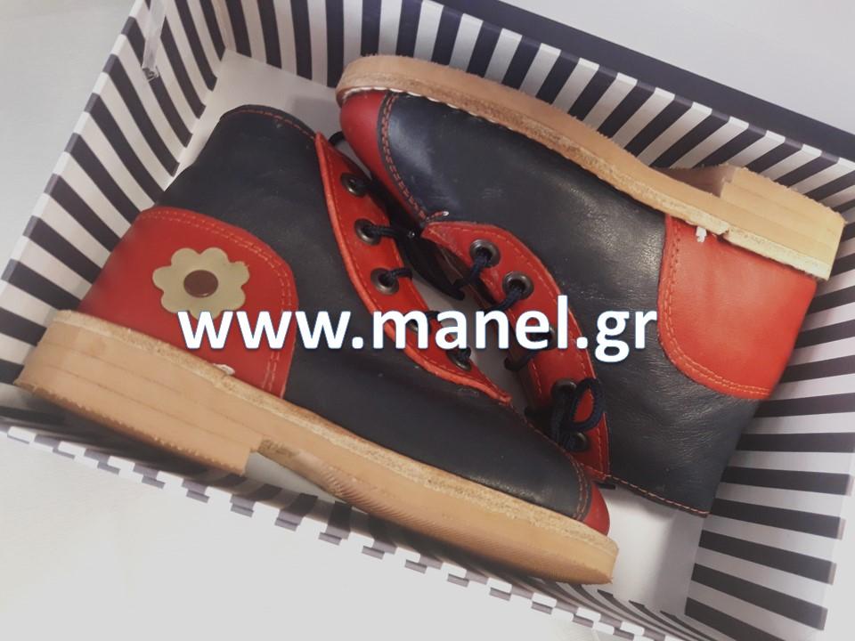 d0b07ac8129 Παιδικά υποδήματα - παπούτσια ειδικής κατασκευής | Manel 2102714010