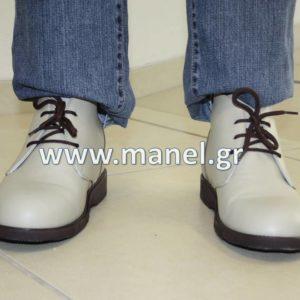 Παπούτσια για ανισοσκελία