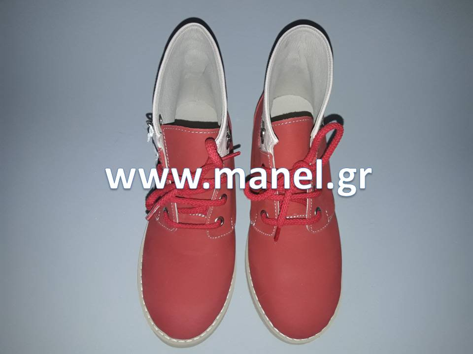 Παπούτσια παιδικά ανάστροφα