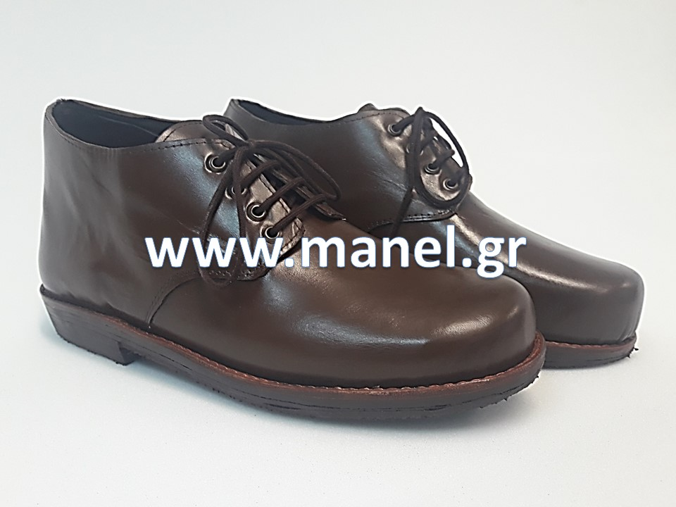Υποδήματα - παπούτσια ειδικής κατασκευής για ανισοσκελία 3 εκ