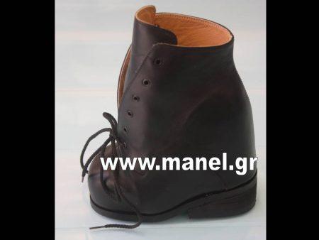 Υποδήματα - παπούτσια ειδικής κατασκευής για παθήσεις κάτω άκρων