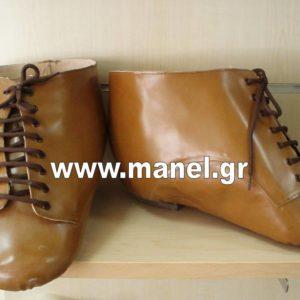 Χειροποίητα ορθοπεδικά παπούτσια - υποδήματα για λεμφοίδημα