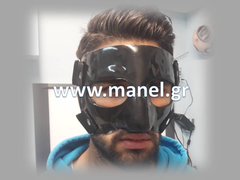 Μάσκα για μετεγχειρητική προστασία